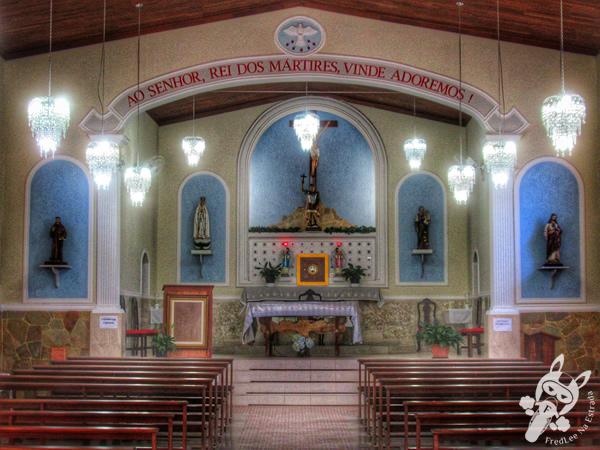 Santuário Santo Expedito   Guaratinguetá - São Paulo - Brasil   FredLee Na Estrada