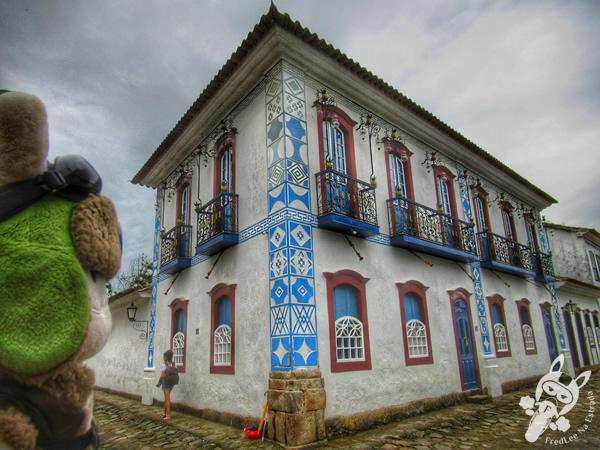 Centro Histórico   Paraty - Rio de Janeiro - Brasil   FredLee Na Estrada