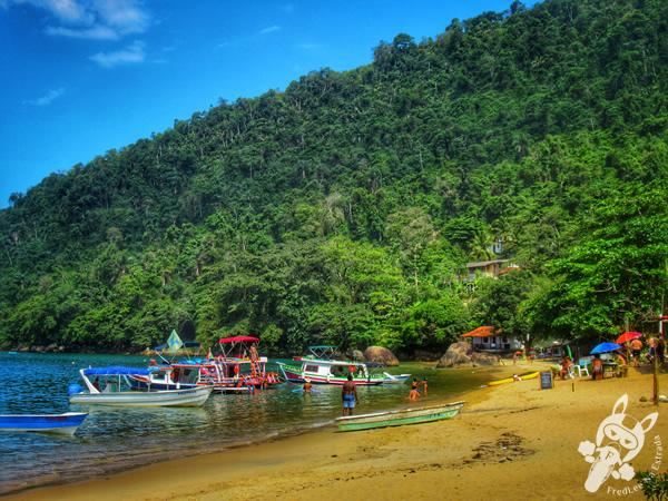 Praia Vermelha - Baía de Paraty | Paraty - Rio de Janeiro - Brasil | FredLee Na Estrada