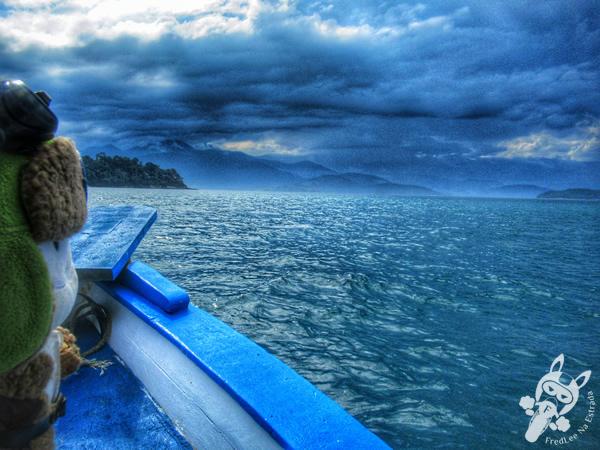 Baía de Paraty | Paraty - Rio de Janeiro - Brasil | FredLee Na Estrada