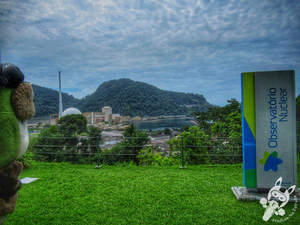 Observatório Nuclear | Central Nuclear Almirante Álvaro Alberto – CNAAA | Angra dos Reis - Rio de Janeiro - Brasil |  | FredLee Na Estrada