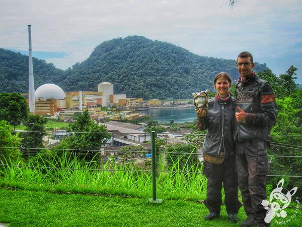 Central Nuclear Almirante Álvaro Alberto | Angra dos Reis - Rio de Janeiro - Brasil | FredLee Na Estrada