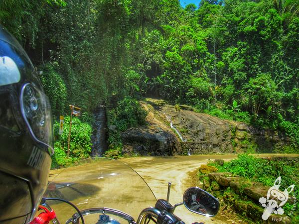 Cachoeira dos Escravos | Serra do Piloto - Rodovia RJ-149 | FredLee Na Estrada