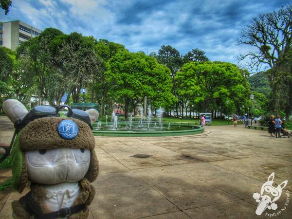 Praça da Liberdade - Centro Histórico | Petrópolis - Rio de Janeiro - Brasil | FredLee Na Estrada