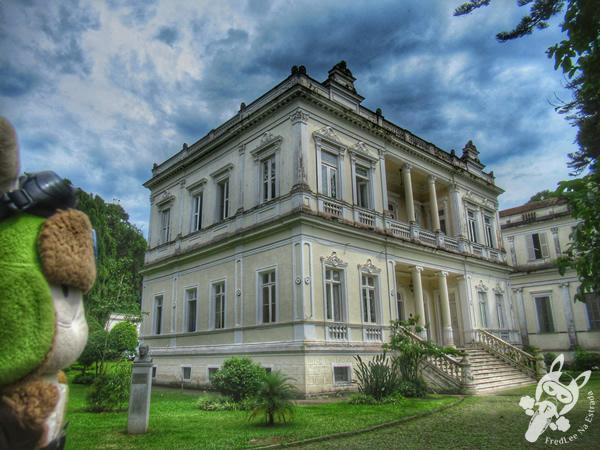 Palácio Sérgio Fadel - Centro Histórico | Petrópolis - Rio de Janeiro - Brasil | FredLee Na Estrada