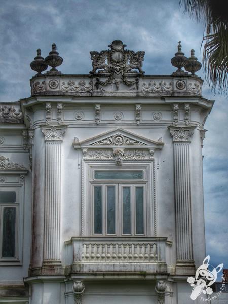Casa do Barão de Teresópolis - Centro Histórico | Petrópolis - Rio de Janeiro - Brasil | FredLee Na Estrada