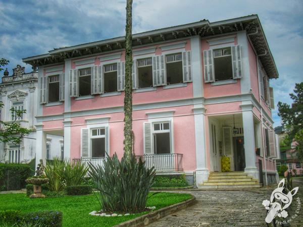 Mansão Kremer - Centro Histórico | Petrópolis - Rio de Janeiro - Brasil | FredLee Na Estrada