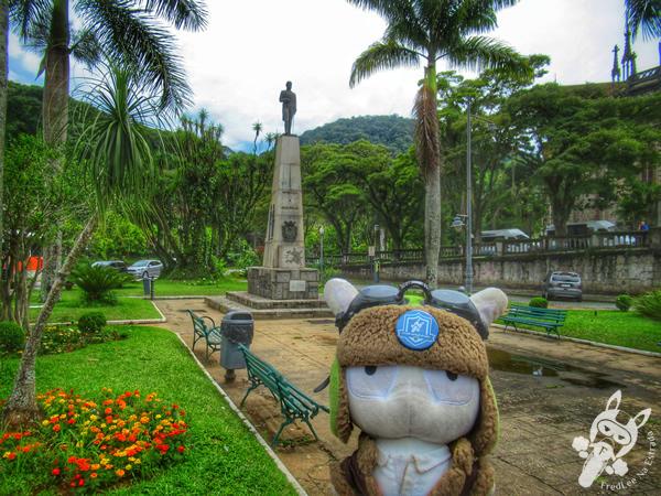 Praça Princesa Isabel - Centro Histórico | Petrópolis - Rio de Janeiro - Brasil | FredLee Na Estrada