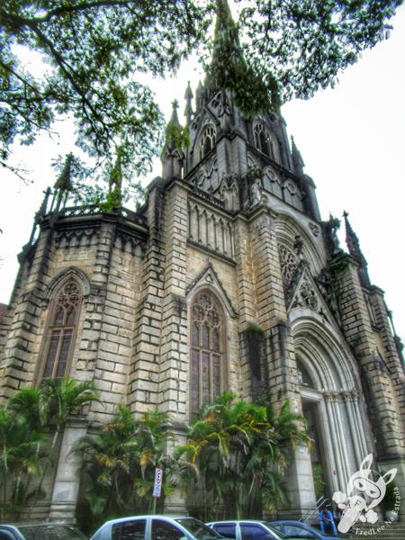 Catedral de São Pedro de Alcântara - Centro Histórico | Petrópolis - Rio de Janeiro - Brasil | FredLee Na Estrada