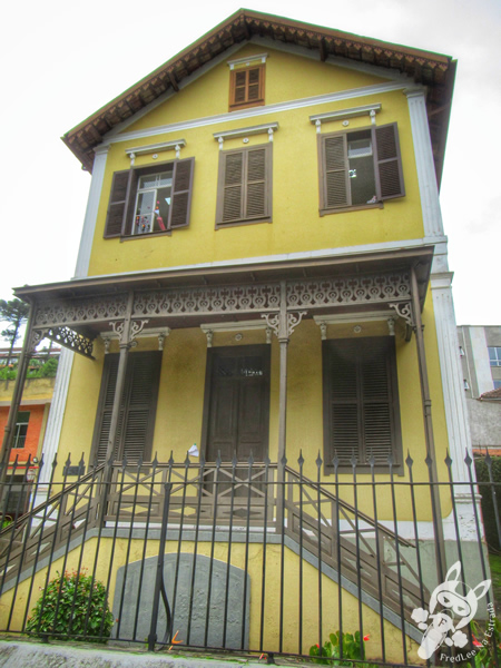 Educandário Koeler - Centro Histórico | Petrópolis - Rio de Janeiro - Brasil | FredLee Na Estrada