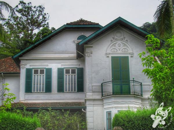 Casa de Rui Barbosa de Oliveira - Centro Histórico | Petrópolis - Rio de Janeiro - Brasil | FredLee Na Estrada