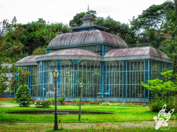 Palácio de Cristal - Centro Histórico | Petrópolis - Rio de Janeiro - Brasil | FredLee Na Estrada