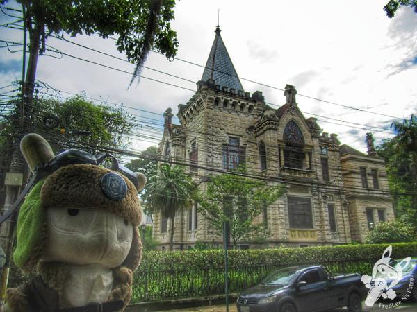 Villa Itararé - Centro Histórico | Petrópolis - Rio de Janeiro - Brasil | FredLee Na Estrada