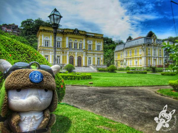 Palácio Rio Negro - Centro Histórico | Petrópolis - Rio de Janeiro - Brasil | FredLee Na Estrada
