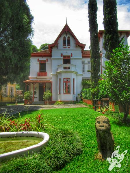 Casa Albert Landesberg - Centro Histórico | Petrópolis - Rio de Janeiro - Brasil | FredLee Na Estrada