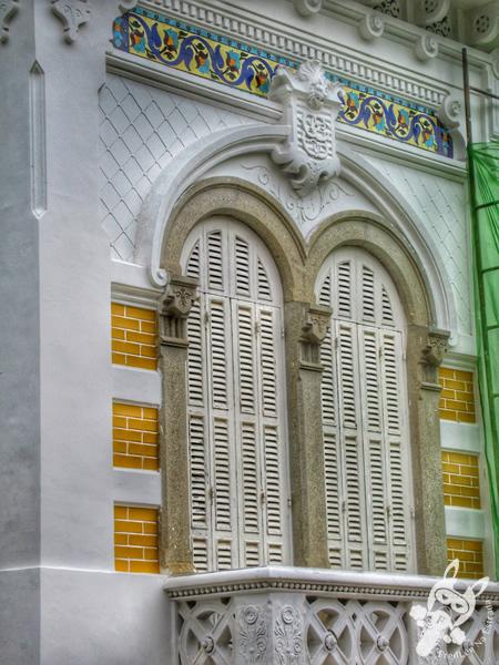 Casa de Eduardo Palassin Guinle - Centro Histórico | Petrópolis - Rio de Janeiro - Brasil | FredLee Na Estrada