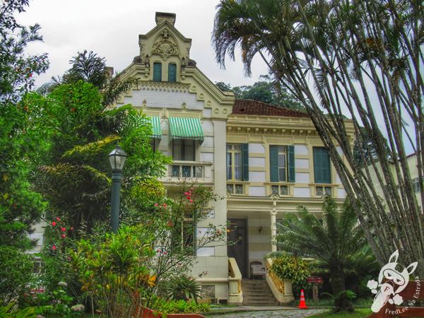 Casa Diniz Street - Centro Histórico | Petrópolis - Rio de Janeiro - Brasil | FredLee Na Estrada