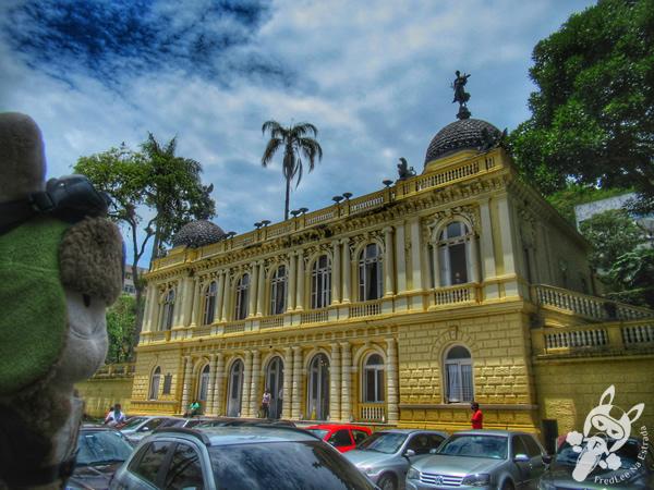 Palácio Amarelo - Centro Histórico | Petrópolis - Rio de Janeiro - Brasil | FredLee Na Estrada