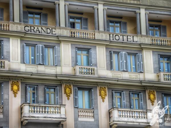 Grande Hotel Petrópolis - Centro Histórico | Petrópolis - Rio de Janeiro - Brasil | FredLee Na Estrada