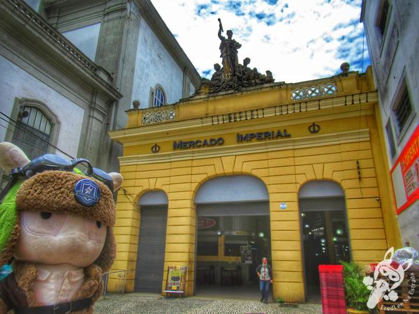 Mercado Imperial - Centro Histórico | Petrópolis - Rio de Janeiro - Brasil | FredLee Na Estrada