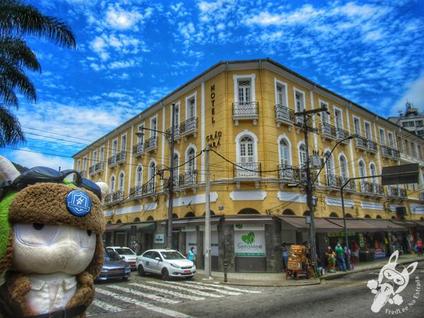 Hotel Grão Pará - Centro Histórico | Petrópolis - Rio de Janeiro - Brasil | FredLee Na Estrada