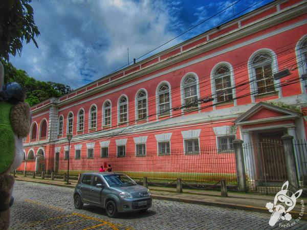 Palácio Grão Pará - Centro Histórico | Petrópolis - Rio de Janeiro - Brasil | FredLee Na Estrada