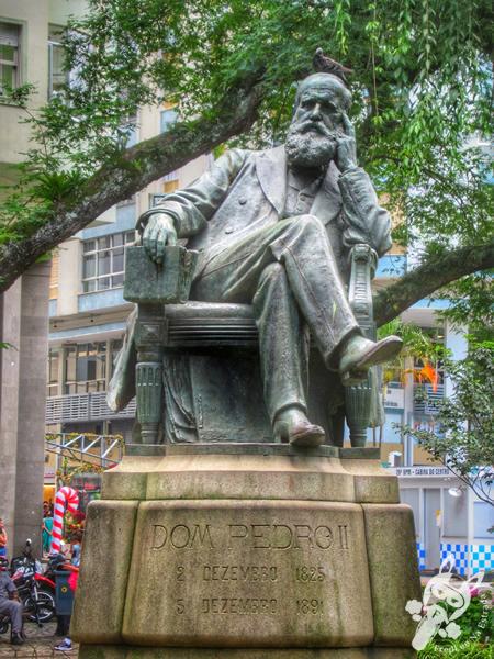 Praça Dom Pedro II - Centro Histórico | Petrópolis - Rio de Janeiro - Brasil | FredLee Na Estrada