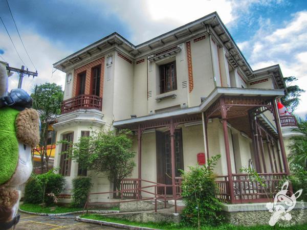 Casa Luiz da Rocha Miranda - Centro Histórico | Petrópolis - Rio de Janeiro - Brasil | FredLee Na Estrada