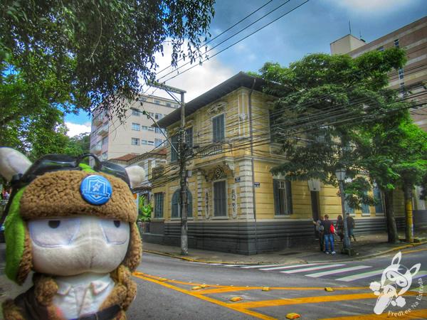 Casa de Cláudio de Souza - Centro Histórico | Petrópolis - Rio de Janeiro - Brasil | FredLee Na Estrada