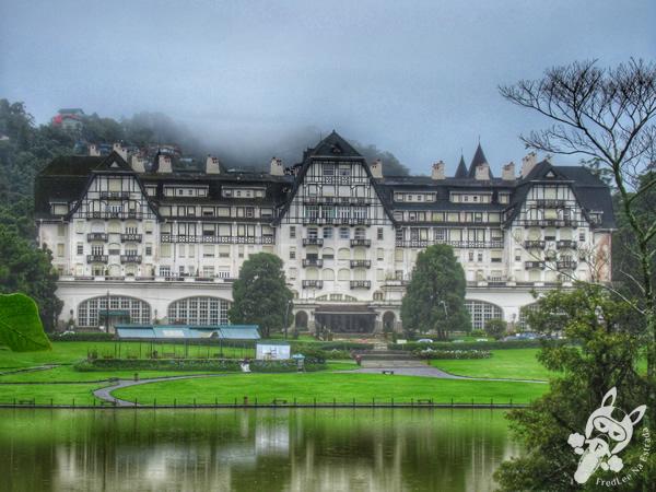 Palácio Quitandinha   Petrópolis - Rio de Janeiro - Brasil   FredLee Na Estrada