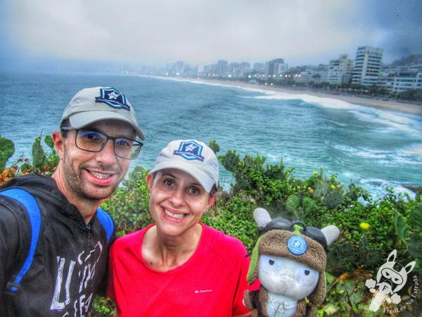 Pedra do Arpoador | Rio de Janeiro - Rio de Janeiro - Brasil | FredLee Na Estrada