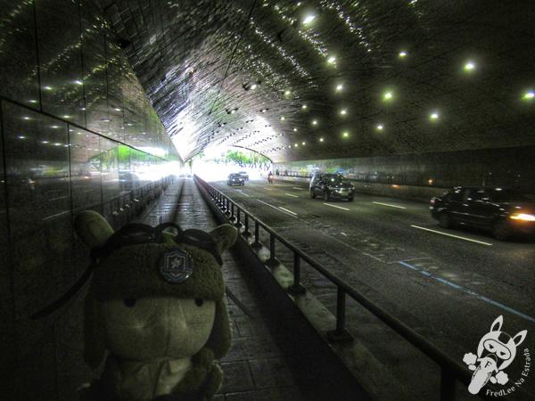Túnel do Leme | Rio de Janeiro - Rio de Janeiro - Brasil | FredLee Na Estrada