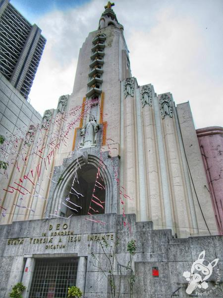 Paróquia Santa Teresinha do Menino Jesus | Rio de Janeiro - Rio de Janeiro - Brasil | FredLee Na Estrada