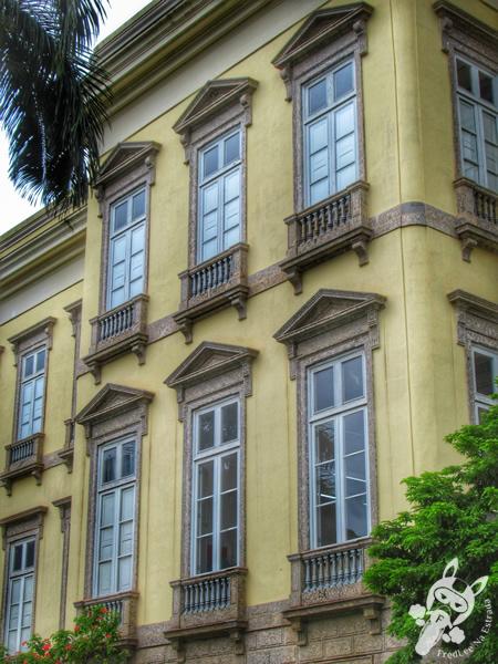 Instituto Benjamin Constant - Urca | Rio de Janeiro - Rio de Janeiro - Brasil | FredLee Na Estrada