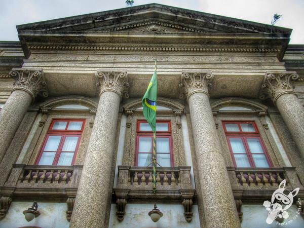 Palácio da Geologia Brasileira - Urca | Rio de Janeiro - Rio de Janeiro - Brasil | FredLee Na Estrada
