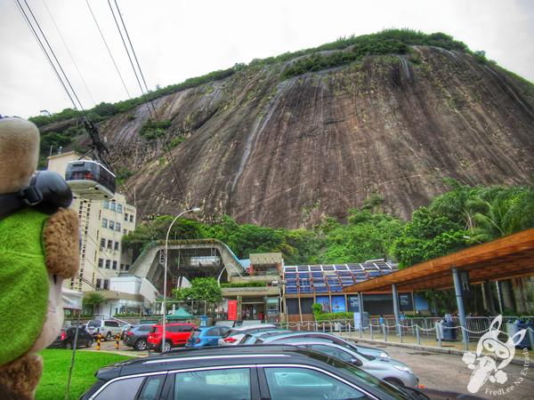 Bondinho Pão de Açúcar - Urca | Rio de Janeiro - Rio de Janeiro - Brasil | FredLee Na Estrada