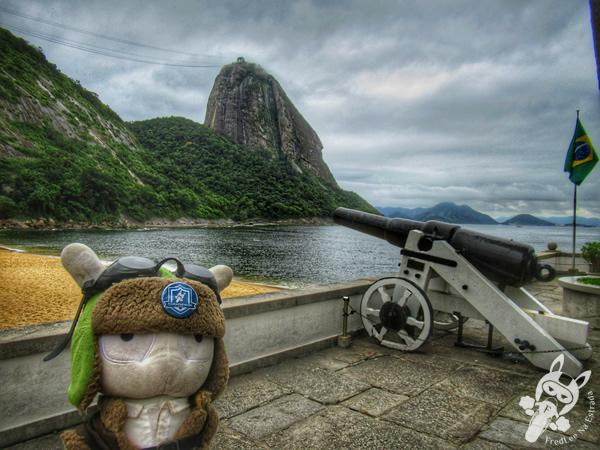 Forte da Praia Vermelha - Praia Vermelha | Rio de Janeiro - Rio de Janeiro - Brasil | FredLee Na Estrada