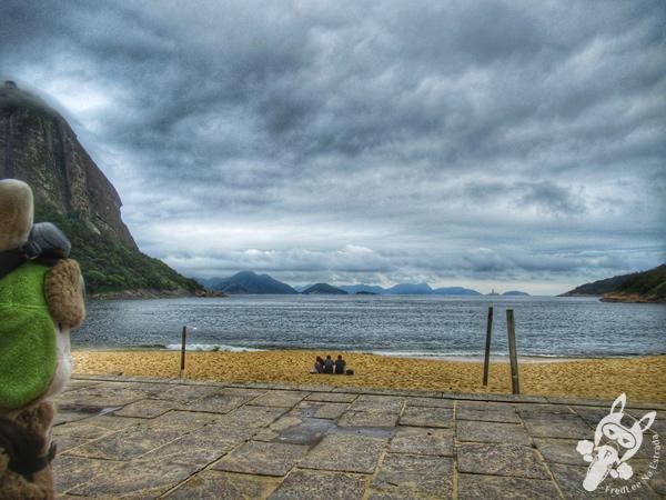 Praia Vermelha | Rio de Janeiro - Rio de Janeiro - Brasil | FredLee Na Estrada