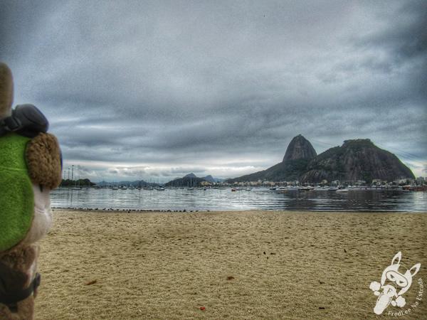 Praia de Botafogo | Rio de Janeiro - Rio de Janeiro - Brasil | FredLee Na Estrada