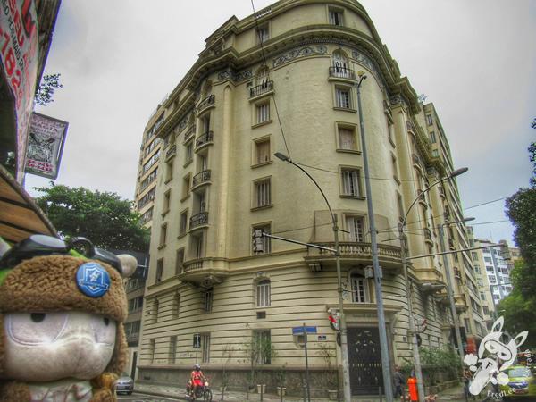 Botafogo | Rio de Janeiro - Rio de Janeiro - Brasil | FredLee Na Estrada
