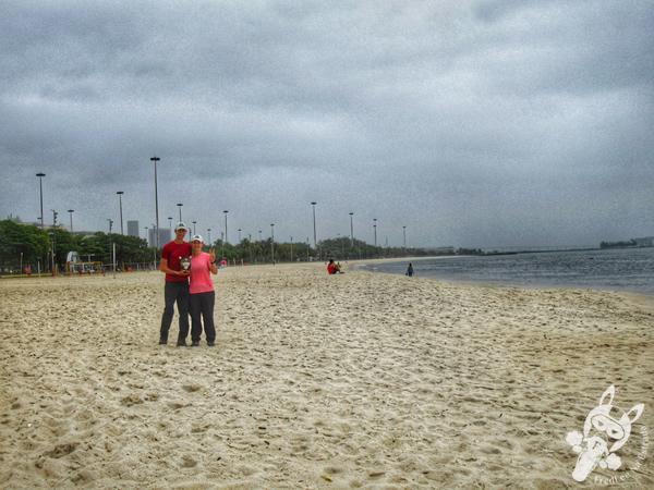 Praia do Flamengo | Rio de Janeiro - Rio de Janeiro - Brasil | FredLee Na Estrada