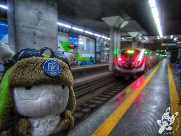 Estação Flamengo | Rio de Janeiro - Rio de Janeiro - Brasil | FredLee Na Estrada
