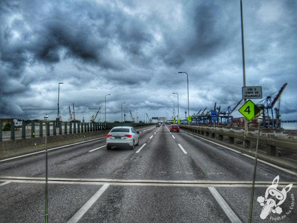 Ponte Rio-Niterói - Rodovia BR-101   FredLee Na Estrada