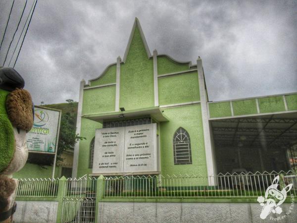 Igreja Batista Central   Cachoeiras de Macacu - Rio de Janeiro - Brasil   FredLee Na Estrada