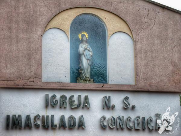 Paróquia de Nossa Senhora Imaculada Conceição   Cachoeiras de Macacu - Rio de Janeiro - Brasil   FredLee Na Estrada