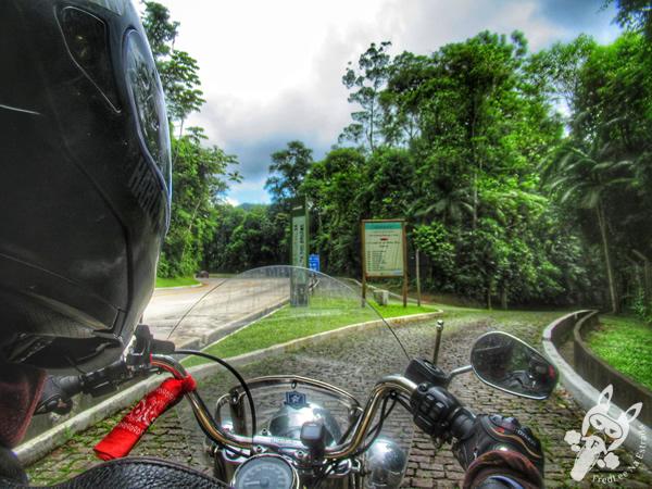 Parque Nacional da Serra dos Órgãos - Parnaso - ICMBio - Sede Guapimirim | Rodovia Rio-Teresópolis - Rodovia BR-116 | FredLee Na Estrada