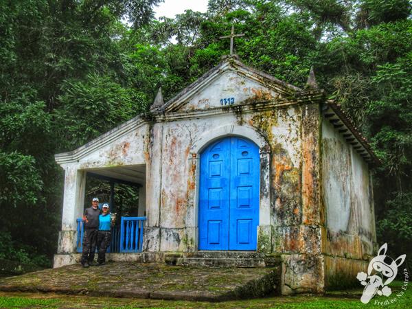 Capela de Nossa Senhora da Conceição do Soberbo | Parque Nacional da Serra dos Órgãos - Parnaso - ICMBio - Sede Guapimirim | FredLee Na Estrada