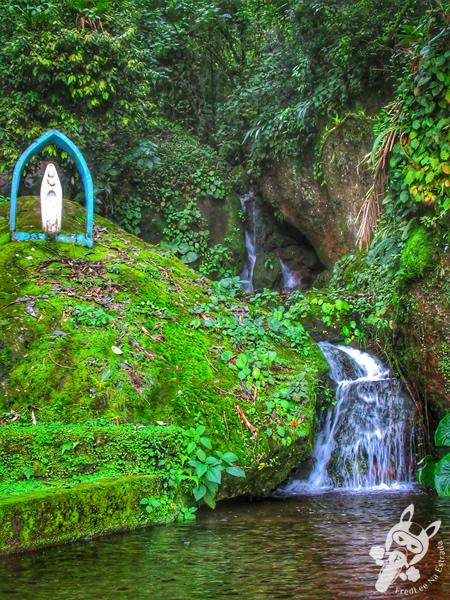 Santinha da Serra de Guapimirim - Parque Nacional da Serra dos Órgãos - Parnaso | Rodovia Rio-Teresópolis - Rodovia BR-116 | FredLee Na Estrada