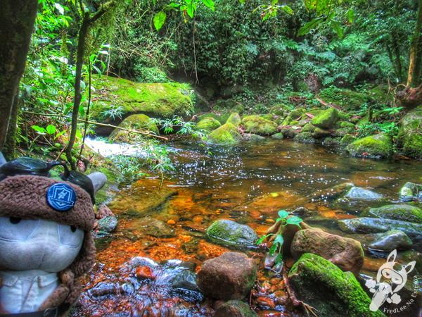 Poço do Beija-Flor - Parque Nacional da Serra dos Órgãos - Parnaso - ICMBio - Sede Teresópolis | FredLee Na Estrada