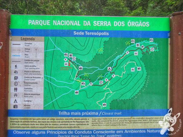Parque Nacional da Serra dos Órgãos - Parnaso - ICMBio - Sede Teresópolis | FredLee Na Estrada